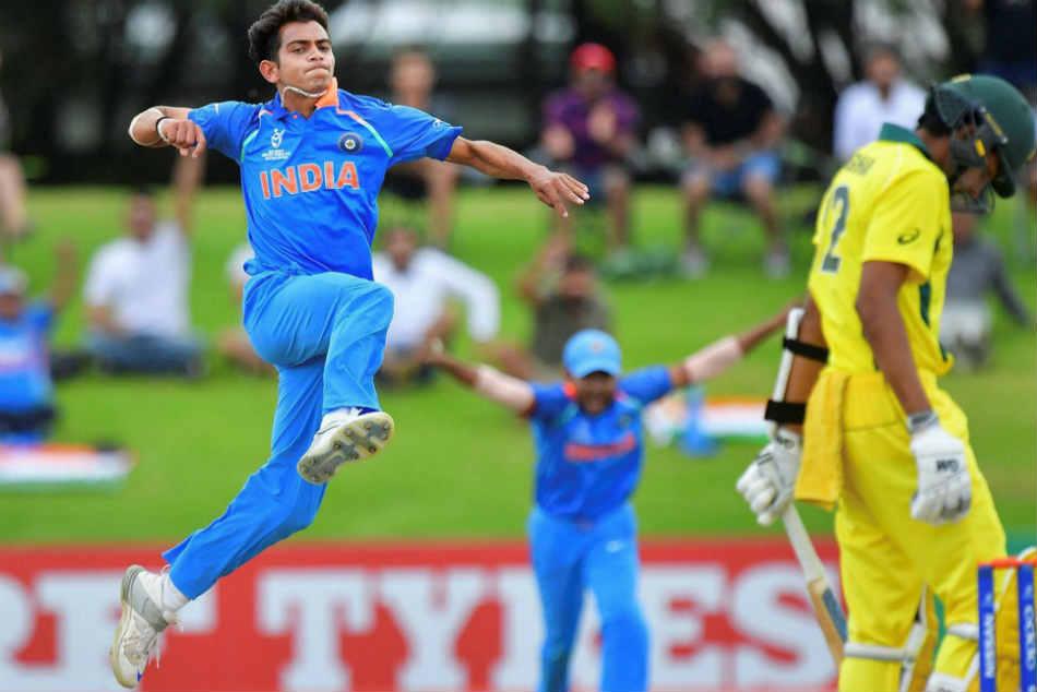 Icc U 19 World Cup 2018 Kamlesh Nagarkoti From Jaipur Cantonment To World Cup Glory
