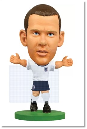 Soccerstarz Action Figures