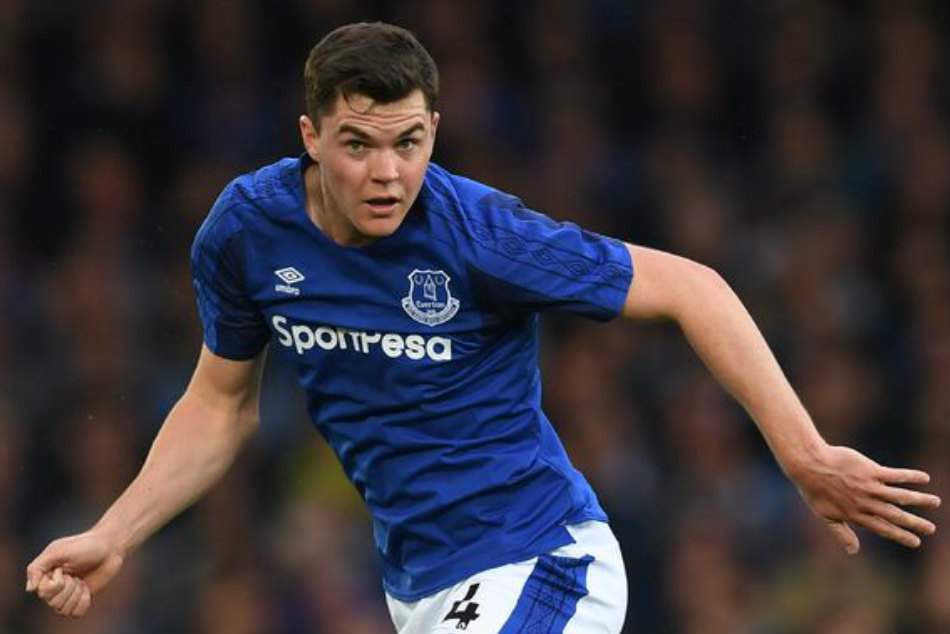 I Need Find More Consistency Everton Defender Michael Keane