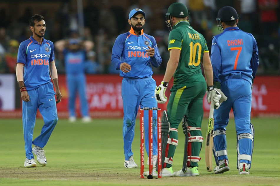 India Vs South Africa: Here's the Probable India XI for 6th ODI in Centurion