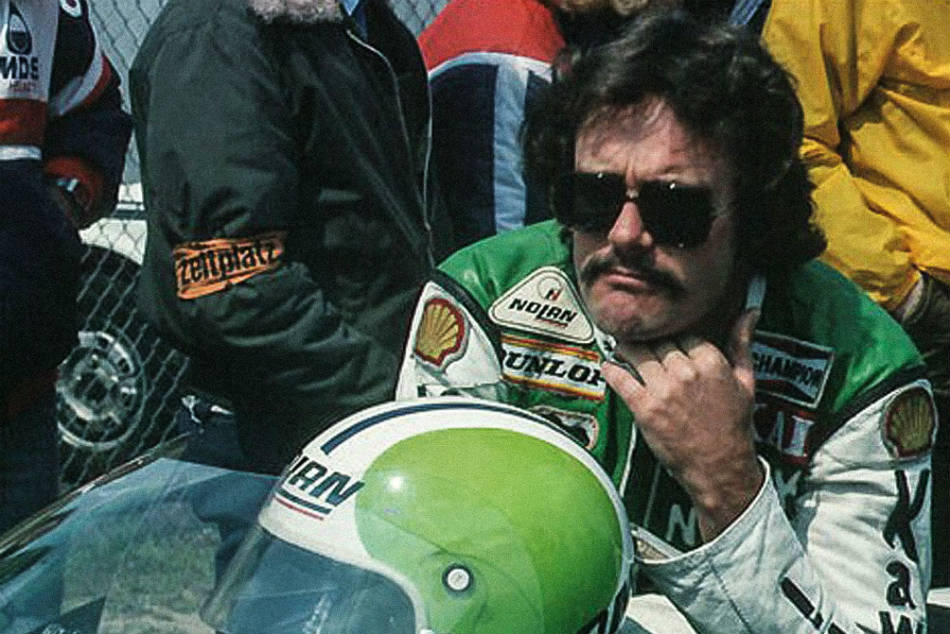 Ballington Be Inducted Into Motogp Legends Hall Fame