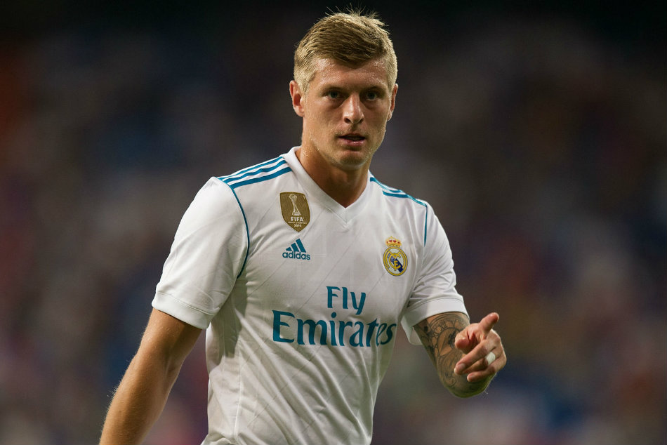 It Was Huge Mistake Selling Toni Kroos Claims Former Bayern Sporting Director
