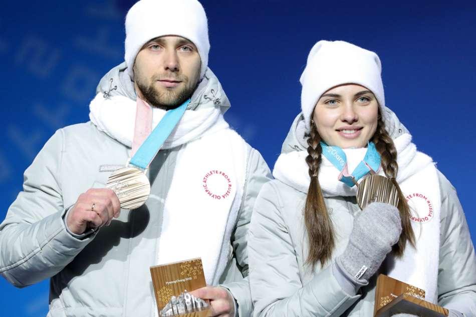 Winter Olympics 2018 Russian Curler Krushelnitckii Subjectof Cas Anti Doping Case