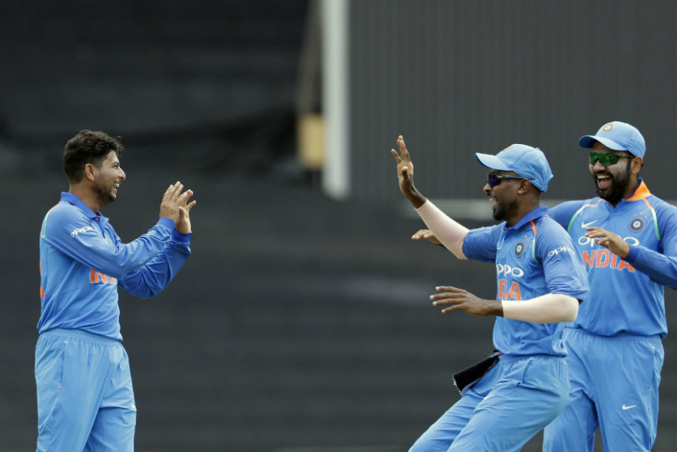 Wrist Spinners Chahal Kuldeep Wreak Havoc As India Outfox South Africa 2nd Odi See Pics