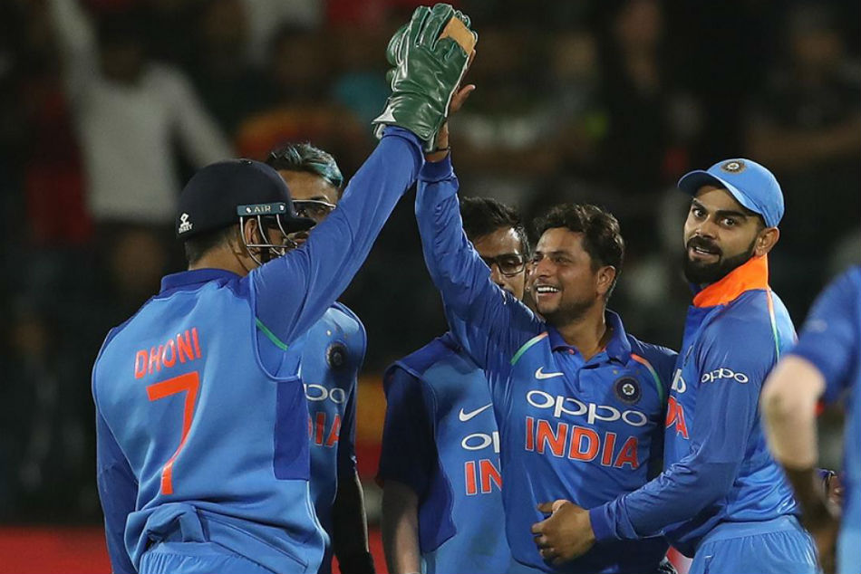 5th ODI: Rohit Sharma, bowlers guide India to maiden series win in South Africa