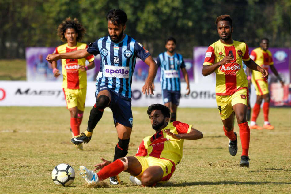 I League Giant Killers Gokulam Kerala Stun Minerva Punjab