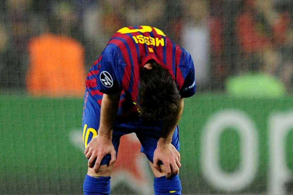 Chelsea V Barcelona Messi S Blues Against The Blues