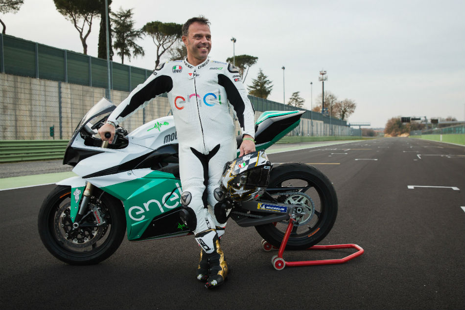 Motogp Unveils Motoe Electric Bike Series From 2019