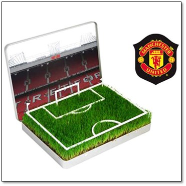 Manchester United Pitch Gift: