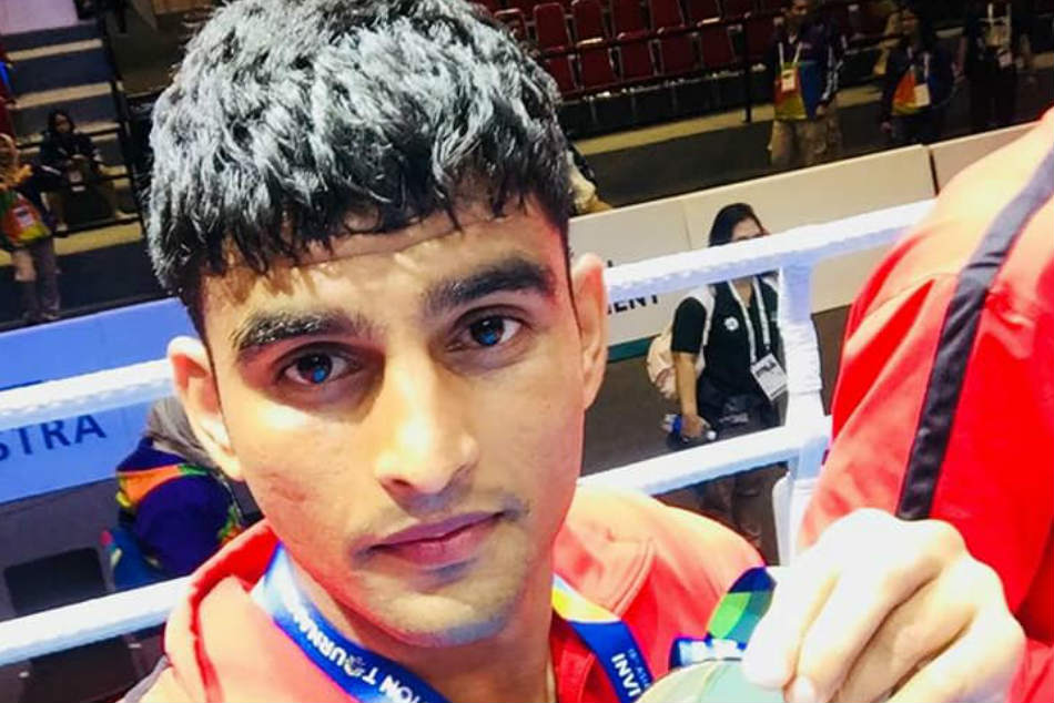 Indian Boxers Claim 5 Gold Medals At Asian Games Test Event