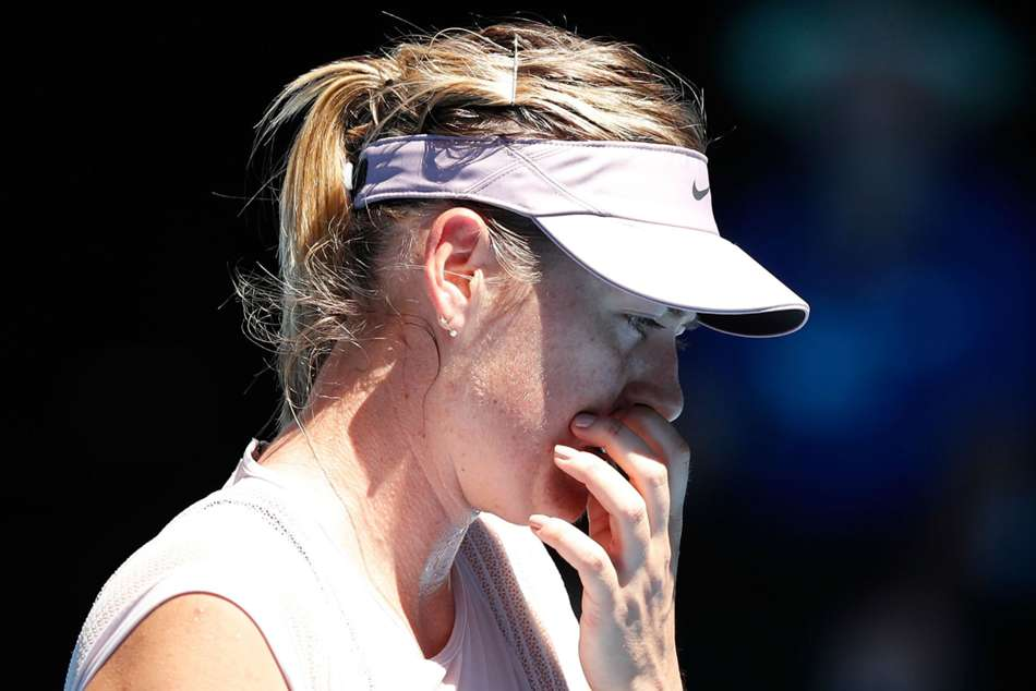 Maria Sharapova disappointed after Qatar Open exit