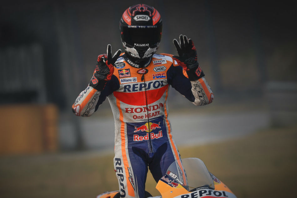 Birthday Boy Marquez Blows The Field Away Buriram