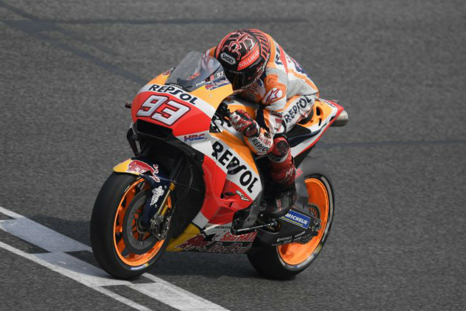 Marquez Renews Honda Contract For Another Two Years Mykhel
