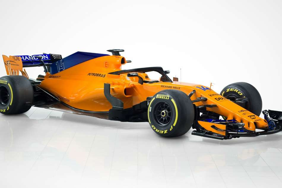 Mclaren Launch Mcl33