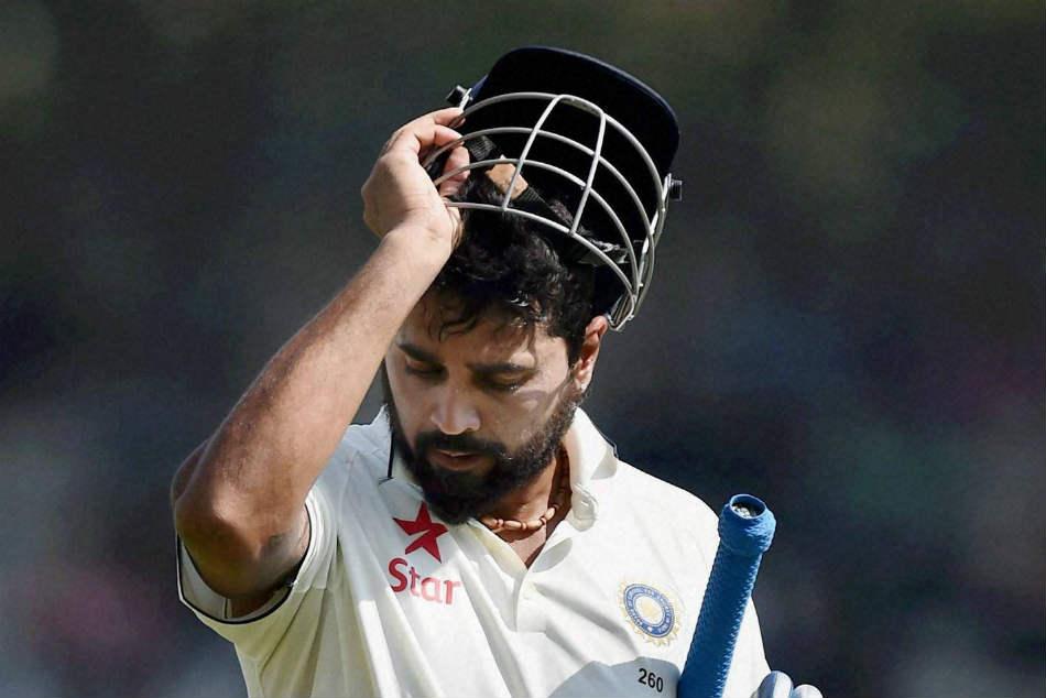 Hazare Trophy Vijay Hurt To Get Dropped By Tamil Nadu