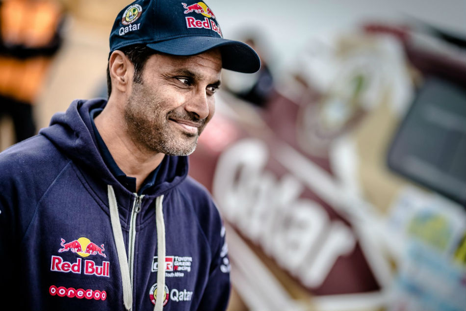Al Attiyah Ready Cross Country Rally Title Defence