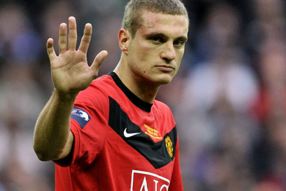 Former Manchester United Star Vidic To Visit India