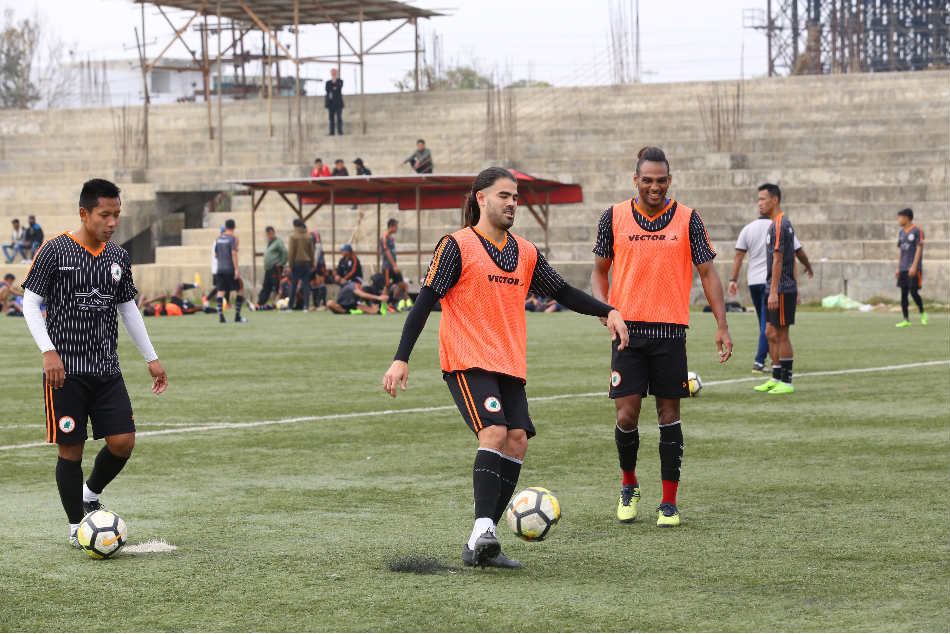 I League Neroca Fc Eye Win Against Mohun Bagan Final Home Fixturre