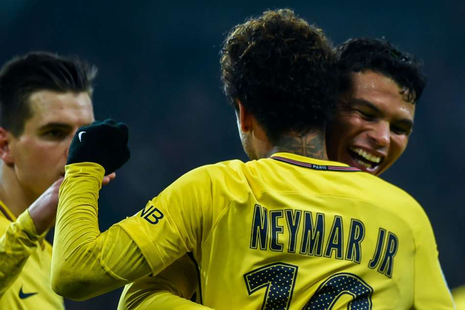 Thiago Silva Neymar Future Psg Real Madrid Champions League