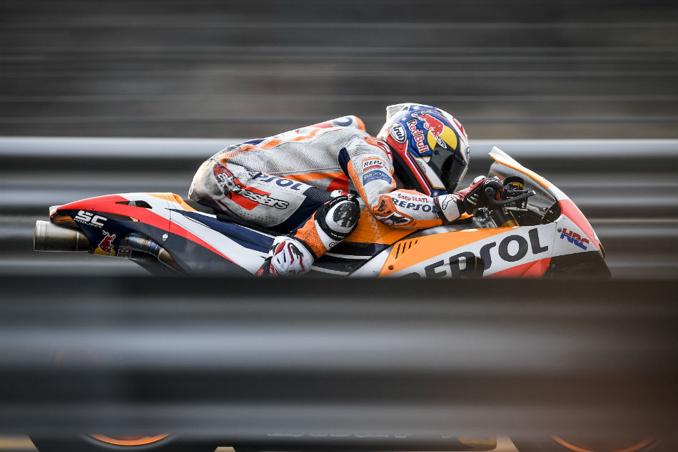 Pedrosa Tops On The Final Day As Buriram Tests Conclude