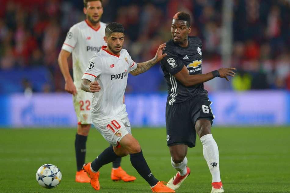 Sevilla 0 Manchester United 0 De Gea Ensures Mourinho S Men Stay Level