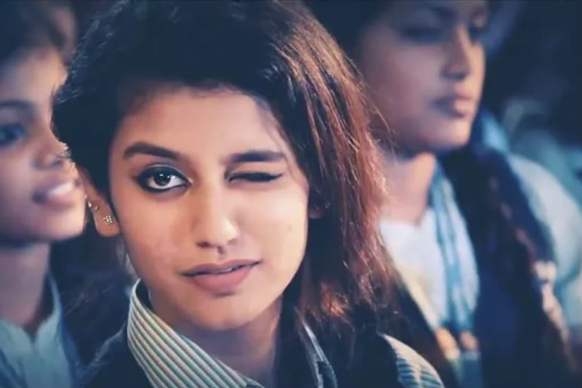 Who Is Priya Prakash S Favourite Cricketer Find Out