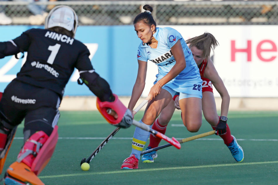 Rani Rampal will serve as the captain of the Indian women's hockey team at the Commonwealth Games in Gold Coast