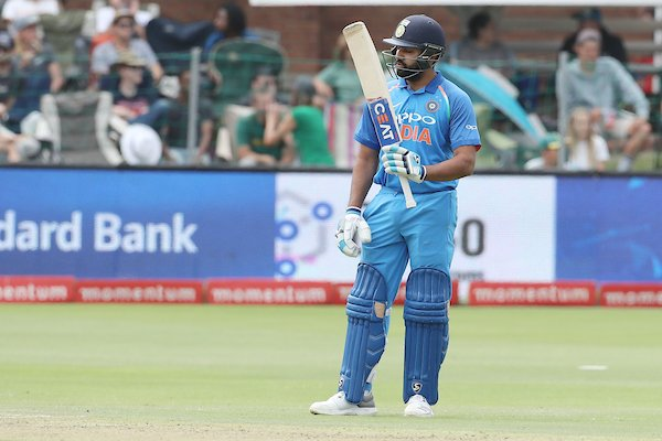 India Vs South Africa, 5th ODI: Rohit brings up his 17th ton after Kohli-Rahane run outs