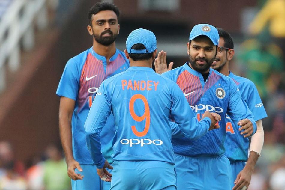 Dhawan Bhuvneshwar Shine As India Begin T20i Series Style See Pics