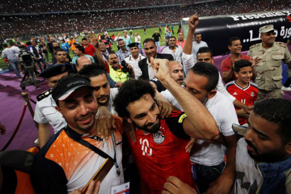 Africa S Pride Egypt Have Calibre Fight With Big Boys 2018 World Cup