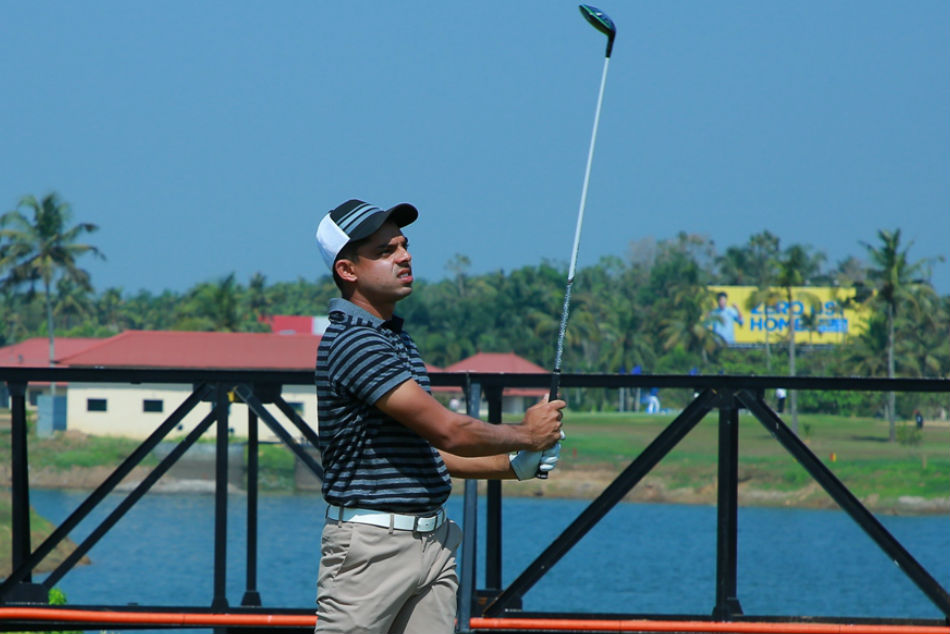Bengaluru golfer Syed Saqib Ahmed broke into the PGTI winner's circle after lifting the Cochin Master on February 3.