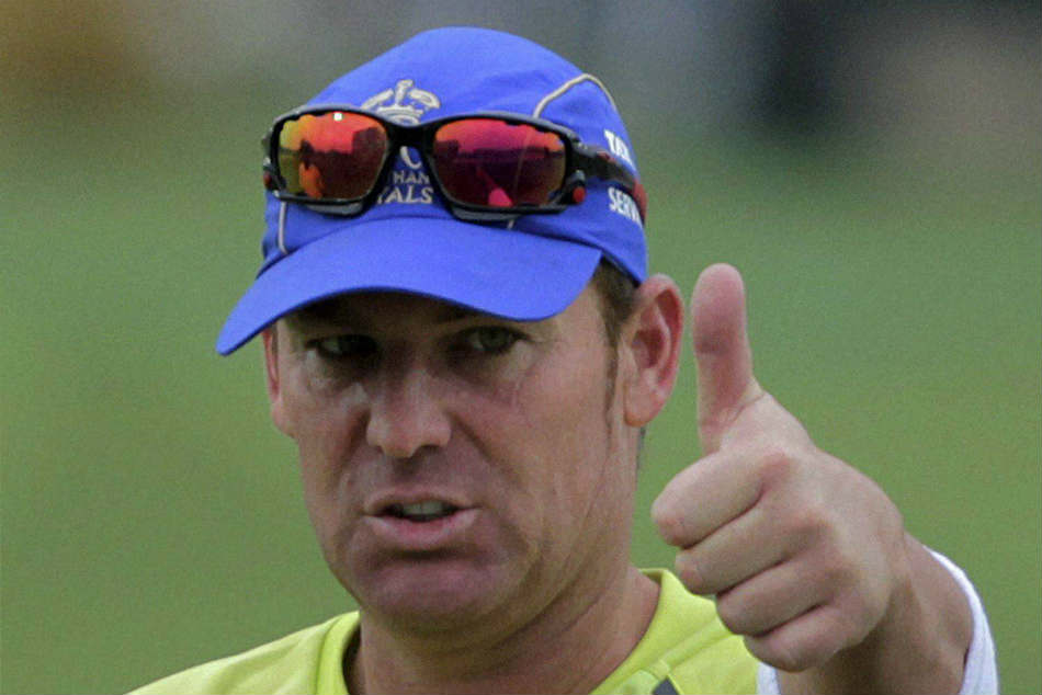 Rajasthan Royals Appoint Shane Warne As Mentor