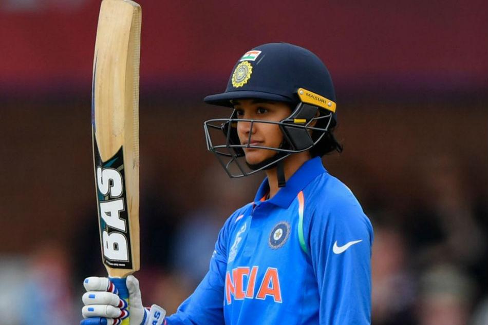 nd Odi Mandhana Ton Wins India Women The Series Against South Africa Women