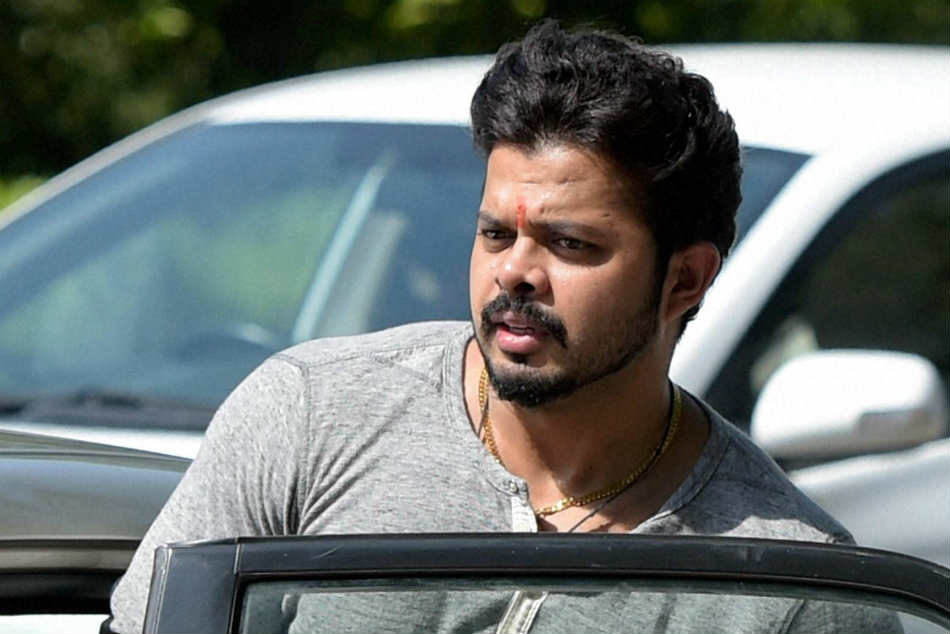 Life Ban On Sreesanth Sc Gives Bcci Four Weeks To Respond