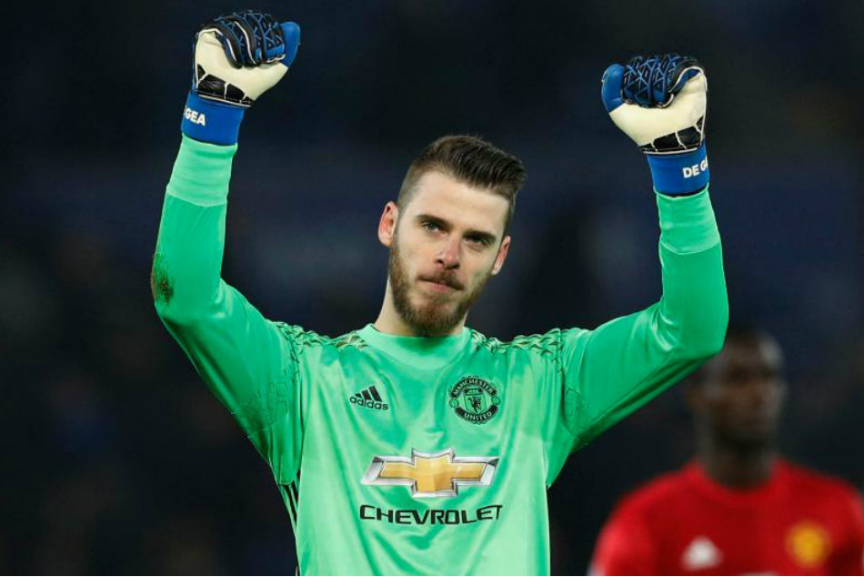 Big Blow Real As Dea Gea Says He S Really Happy At Old Trafford