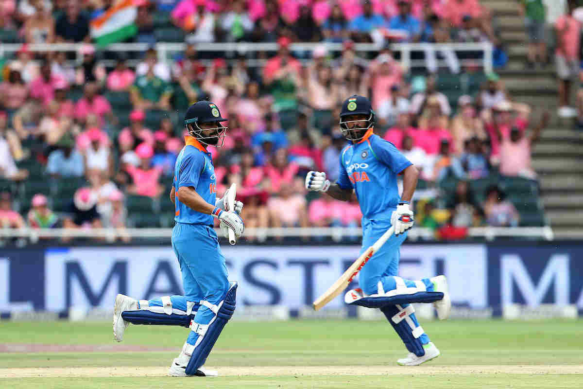 Virat Kohli and Shikhar Dhawan will have to lead batting for India