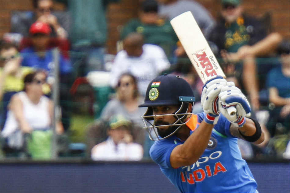 Virat Kohli Sets New Record In Icc Rankings
