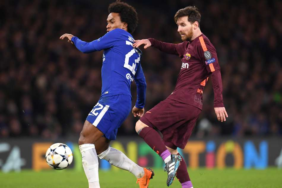 Barcelona Are Great Even Without Neymar Willian