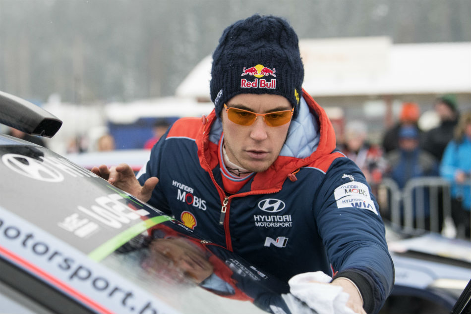Neuville Wins Sweden Takes Wrc Lead From Ogier