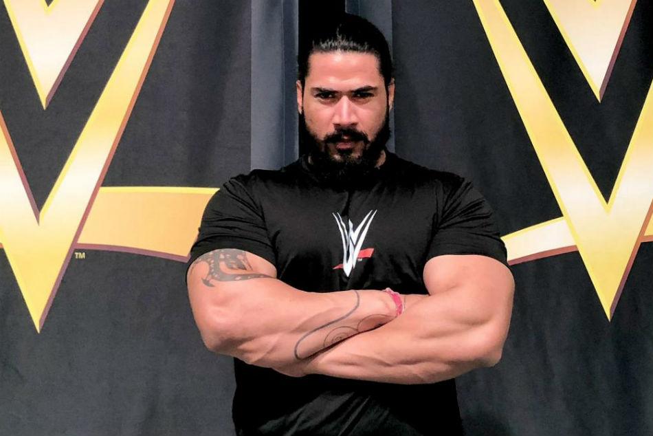 Indian Wrestler Amanpreet Singh Reports Wwe Performance Center