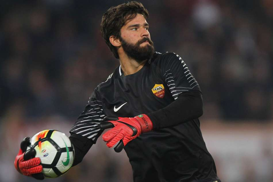 Alisson Liverpool Target Loves Roma Agent Ze Maria Neis