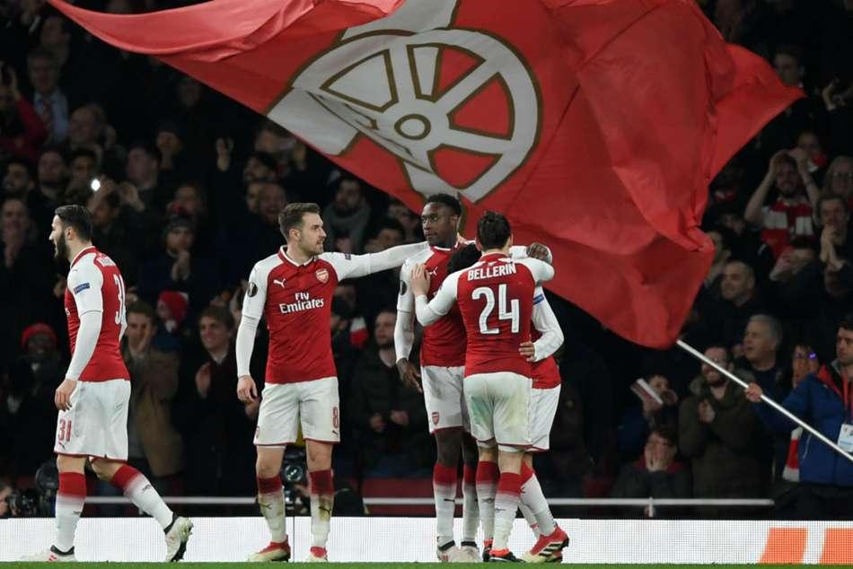 Arsenal V Cska Moscow Ateltico Madrid Sporting Cp Europa League
