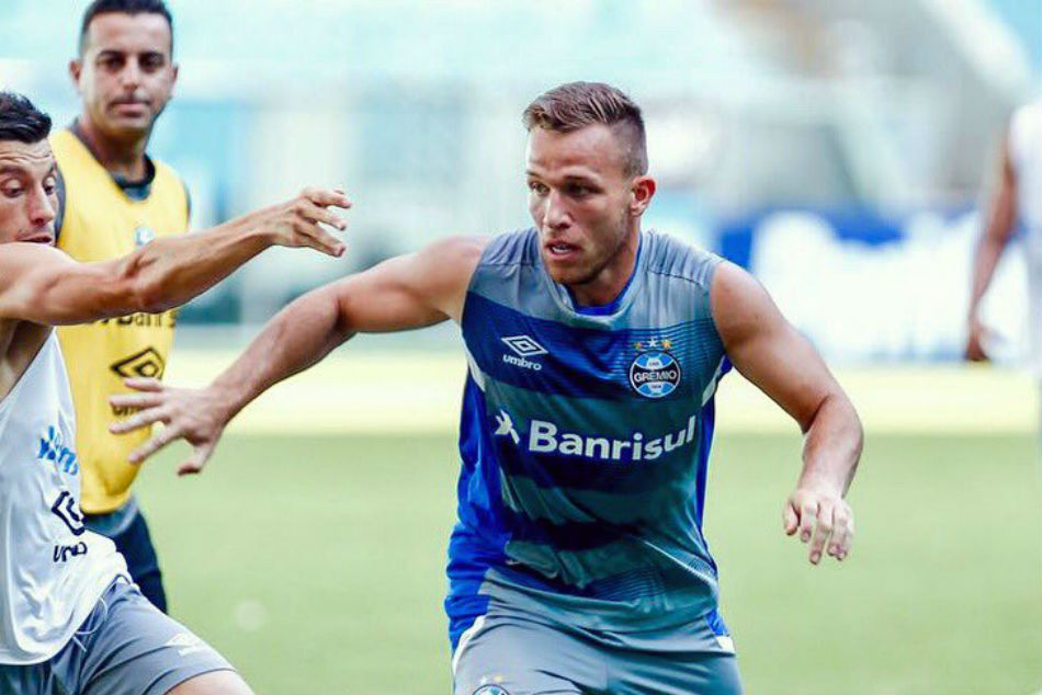 Barcelona's Arthur deal is all agreed, according to Gremio