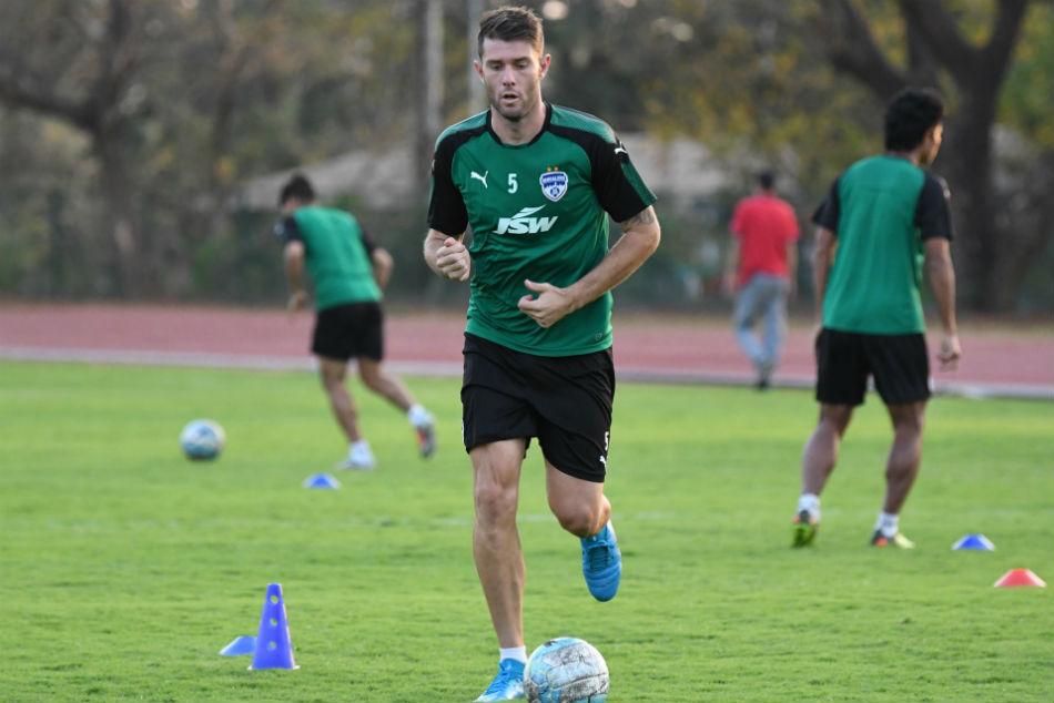 Gonzalez Extends Bengaluru Fc Contract