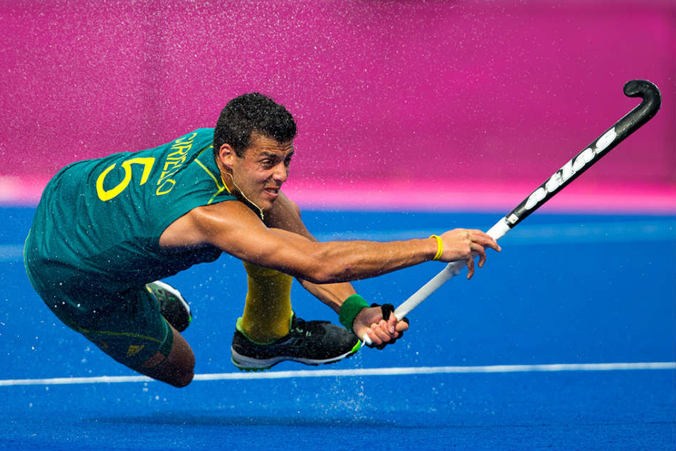 Hockey India Hire Ex Aussie Star Chris Ciriello Figure Kookaburras