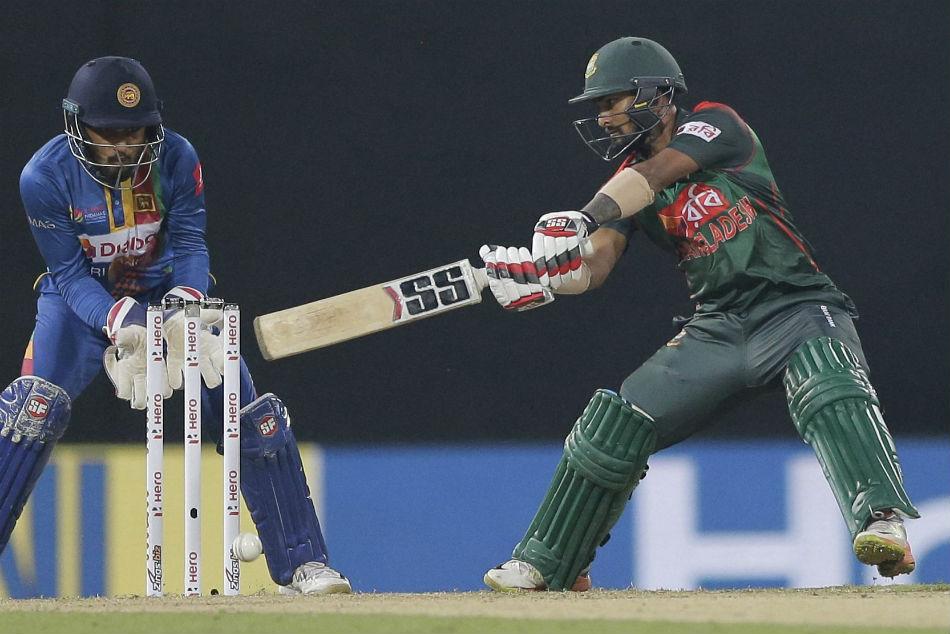 Bangladesh Pulled Off Record Chase Against Sri Lanka