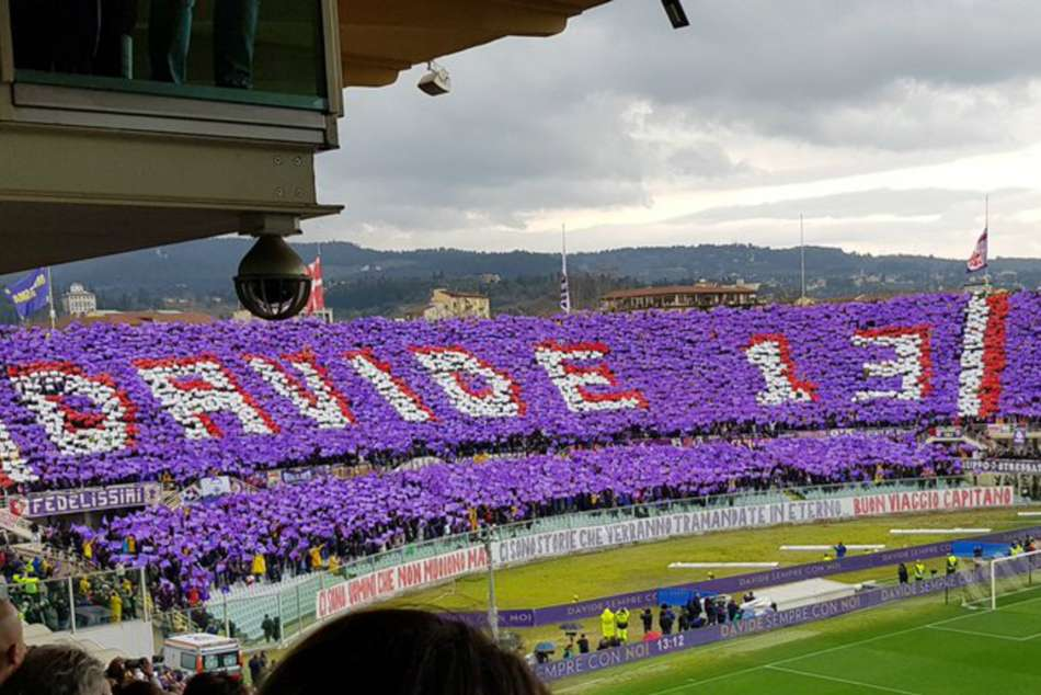 Glowing tributes poured in for Davide Astori