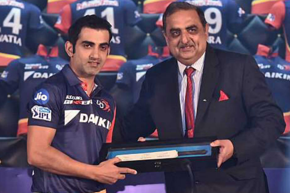 Ipl 2018 It S Fun Be A Peaceful Delhi Team It Can Bring The Best Out Of Me Gambhir