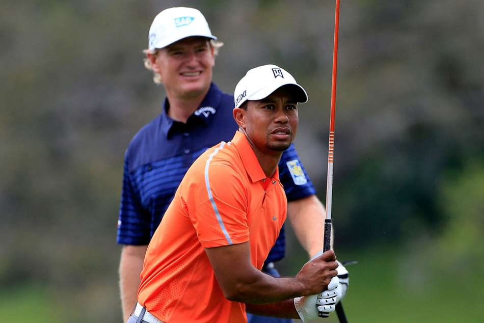 Tiger Woods Playing Captain Role Presidents Cup Ernie Els
