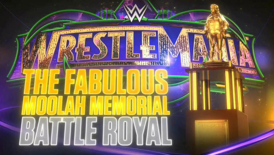 Fabulous Moolah Battle Royal to debut in Wrestlemania 34